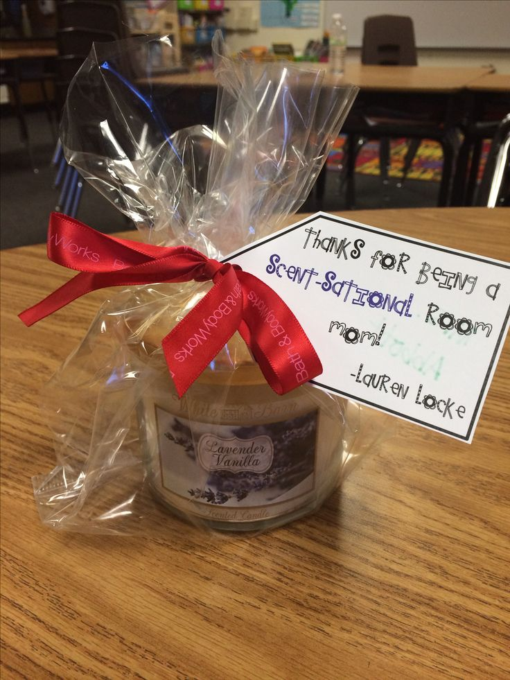 47 best volunteer gift ideas images on pinterest teacher gifts for room moms negle Choice Image