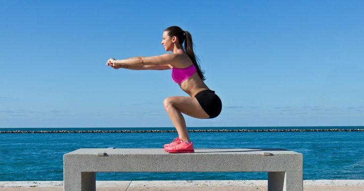 Tone your thighs and reduce fat by following these quick home-workout steps.