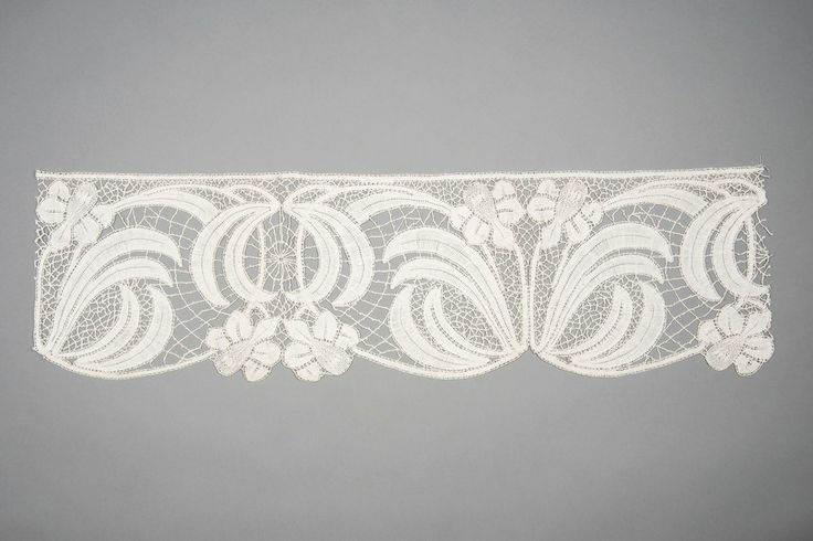 Austro-Hungary lace , 1914 from Slovenia , Indria