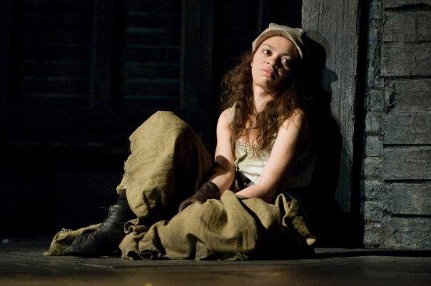 Rosalind James (Eponine) #theatre #lesmis #musicals www.lesmis.com