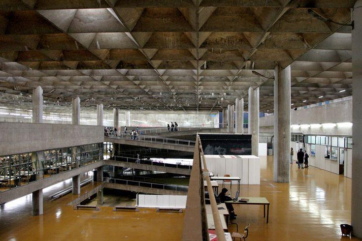 Conoce las escuelas de arquitectura de las 50 mejores universidades en Latinoamérica,Puesto #2 Cortesía Universidade de São Paulo © OWAR Arquitectos