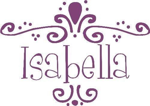 21 Best Isabella Images On Pinterest Names Baby Names