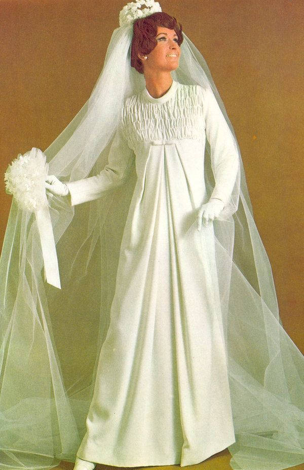 1000 images about vintage bridal on pinterest priscilla for 1970s vintage wedding dresses