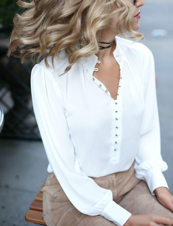 Best 25  Victorian blouse ideas on Pinterest | White lace blouse ...