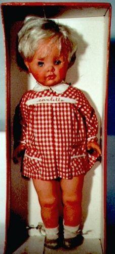 Carletto Furga taglia 52cm vestito originale in scatola