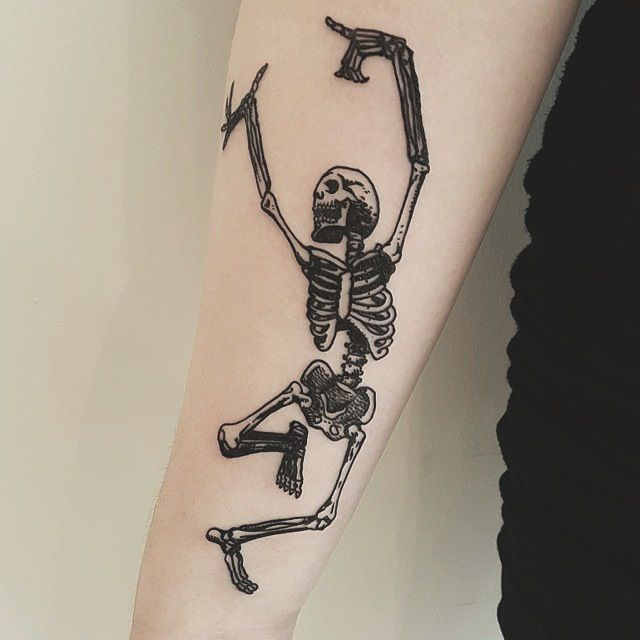 1337tattoos:  My first tat!!! done by the brilliant Paul Watson-Sith (ig: watsonsith) submitted byhttp://dumptaker.tumblr.com
