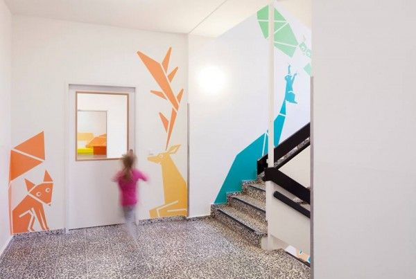 Cool Spaces for Children- Designer Nursery