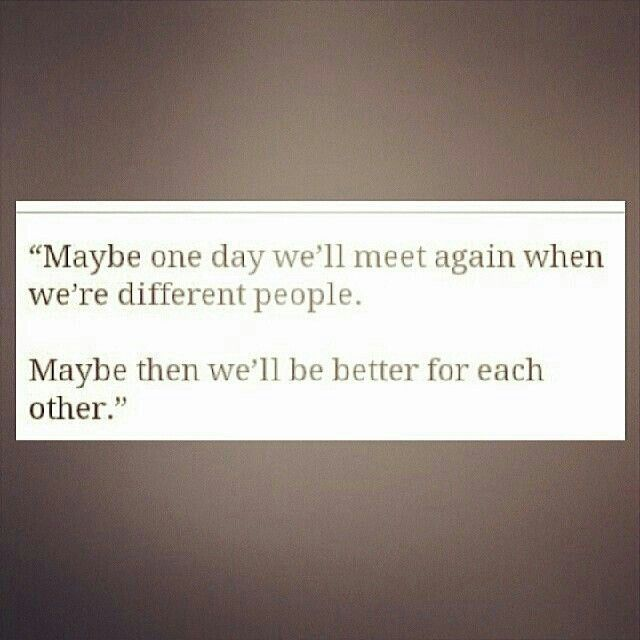 bosson we will meet again quotes