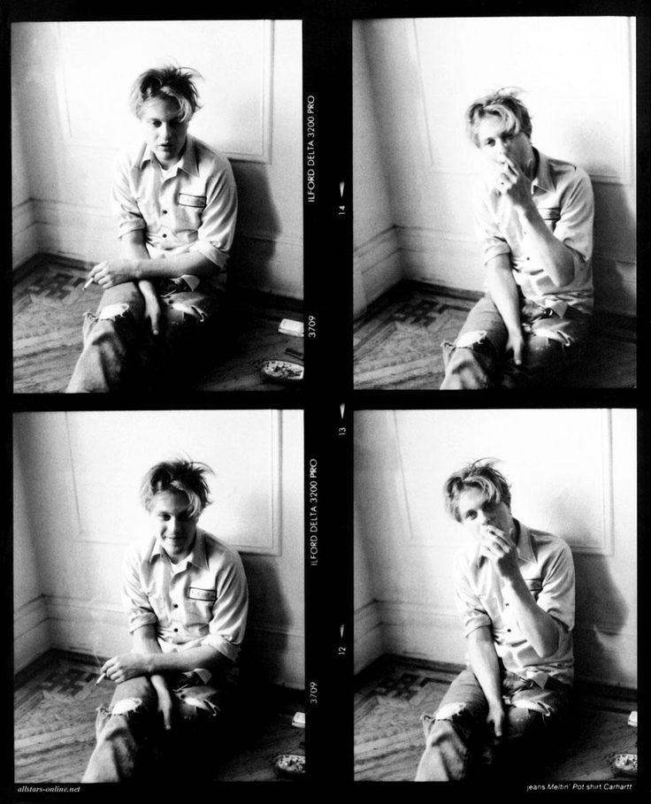 Michael Pitt by David Armstrong