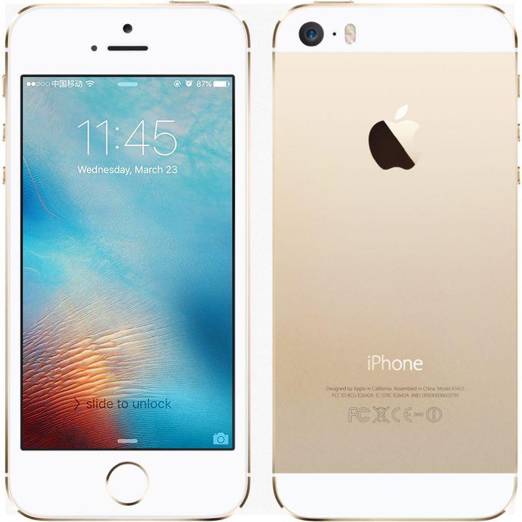 Original Apple iPhone 5S 16GB/32GB/64GB Unlocked Mobile Phone Dual-Core 1.3GHz IOS 9...
