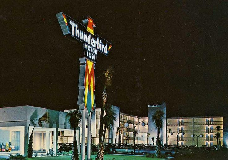 Thunderbird Motel in Myrtle Beach