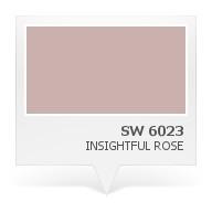 Sw 6023 Insightful Rose Em 2019 Sw 7036 Cores E Tons