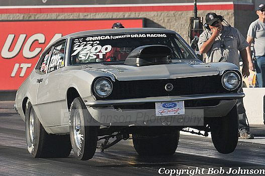 1971 Ford Maverick Drag Car