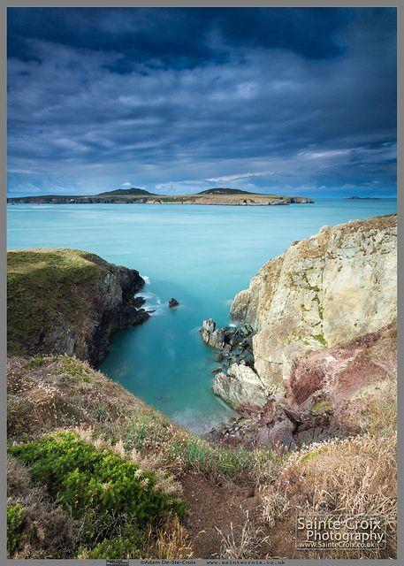 Ramsey Island, Pembrokeshire Wales, by www.SainteCroix.co.uk © Adam De-Ste-Croix, via Flickr