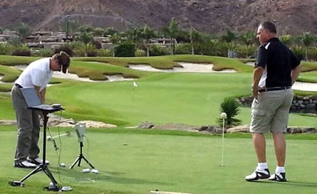 Check out this amazing Putting academy for putting perfection