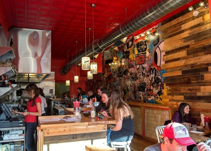 A guide to finding the best bars, restaurants and hotels in Philadelphia.