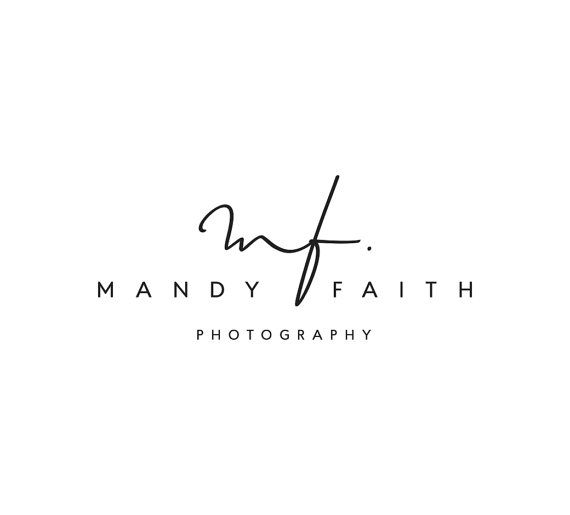 Photography Logo Premade Photography Business by SeloraDesigns