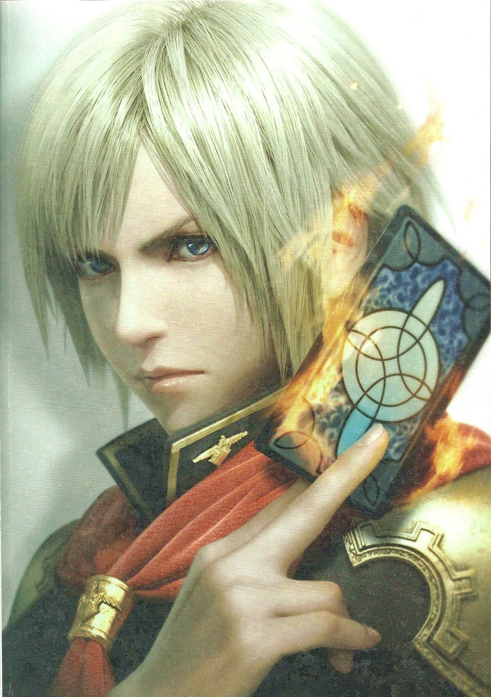 Final Fantasy Type-0. I have no clue who these characters are!