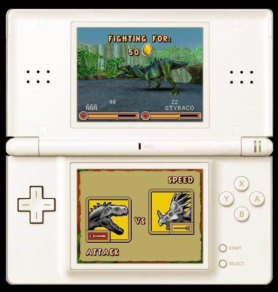 pokemon black version ds | Combat de Géants : Dinosaures (Jeu Wii) - Images, vidéos, astuces et ...