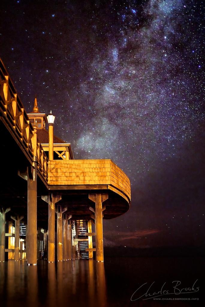 Star Dock By Charles Brooks Frutillar, Chile