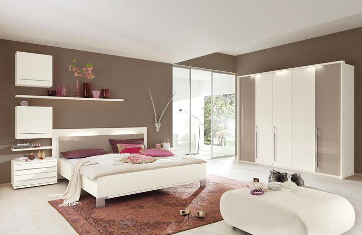 Bildergebnis für schlafzimmer braune wand