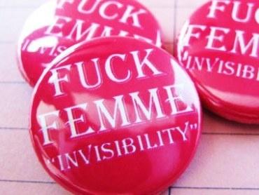 queer femme visibility: Woman Lesbians, Femme Visibility, Queer Femmes, Cherry Poppins, Femme In Visibility, Queering Pinterest, Butch Woman, Femme Fabulous