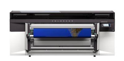 Dijital Baskı Makinesi ve Mürekkep: Canon'dan yeni bir UV Baskı makinesi, Océ Colorado...