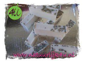 Heerlijke Geitenmelk Zeep met lavender