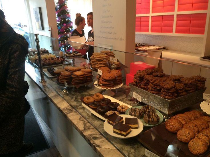 Kelly's Bake Shoppe. Photo taken by Hailey Salvian.