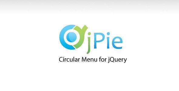 jPie jQuery Circular Menu - CodeCanyon Item for Sale  $6