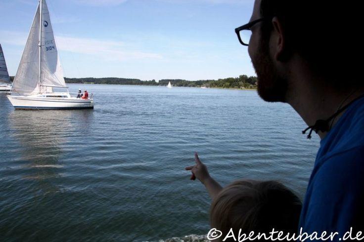 Drei Tage, drei Seen – Teil 3: Der Chiemsee