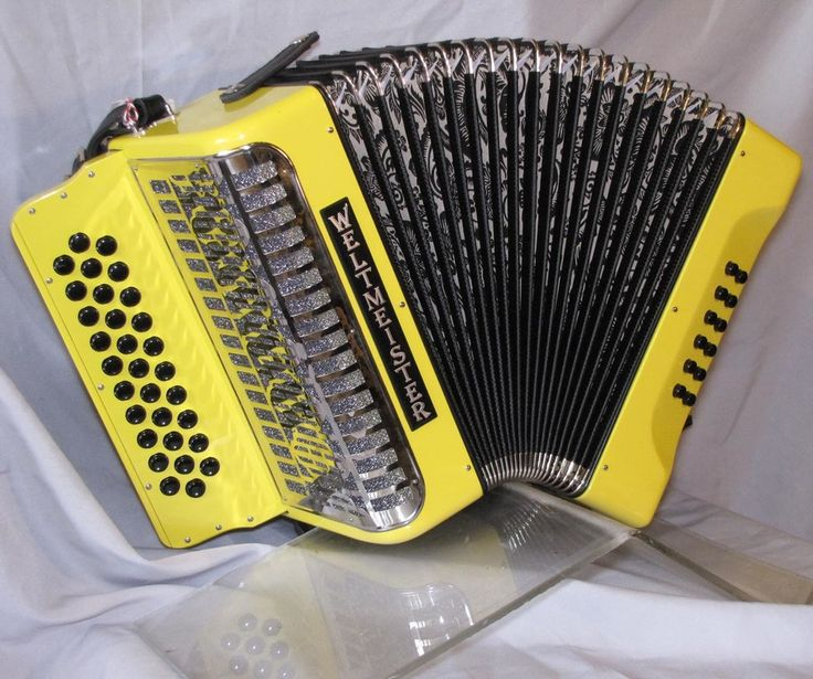 Button Accordions - Smythe's Accordion Center