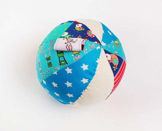 Fabric Soft Ball for babies