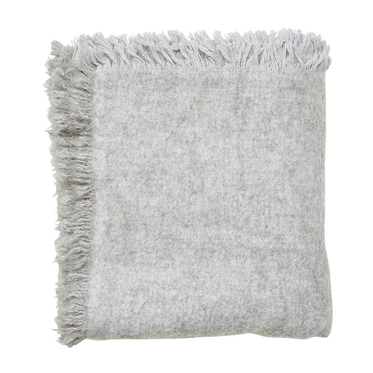 Evie Brushed Throw