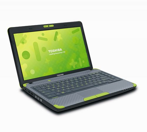 The first ever laptop made just for kids--and it's actually awesome. From Toshiba.