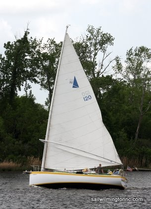 Sailboat Charter in Wilmington