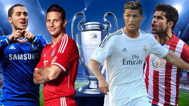 Champions League: fecha, hora y canal de las semifinales #Depor