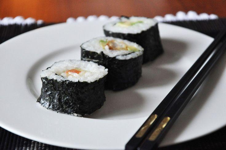 Rotolini di sushi