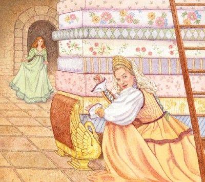 princess and the pea book. the princess and pea book