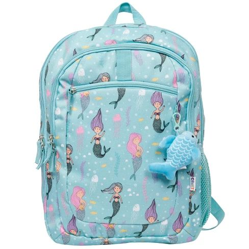 Crckt 16.5 Mermaid Print Kids  Backpack 6b81938ebc091