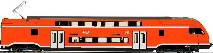 DB IC Oranje Stadler KISS3 nr3