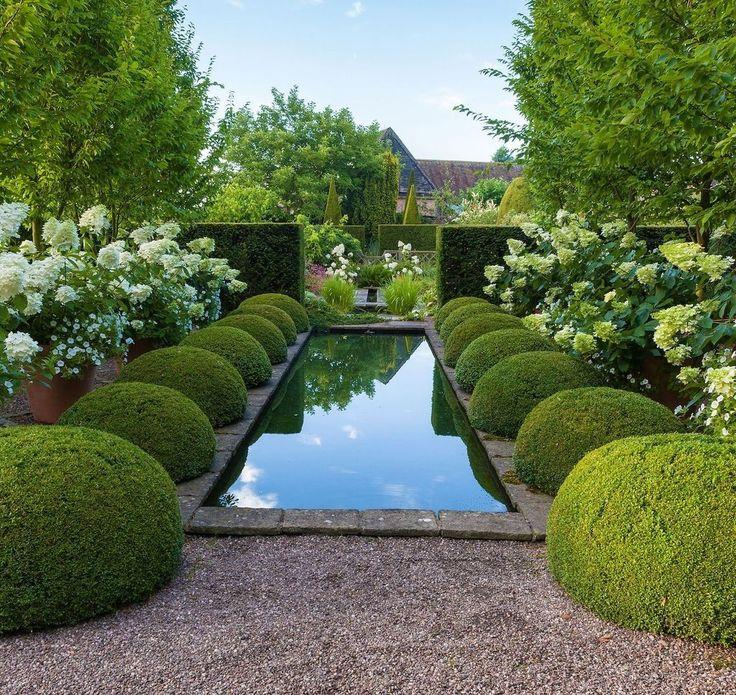 35+ Best Ideas For Formal Garden Design In 2020 (With