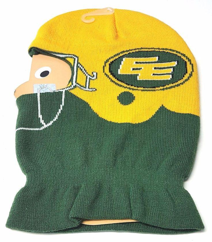 Edmonton Eskimos Balaclava Hat ~ CFL Canadian Football  | eBay