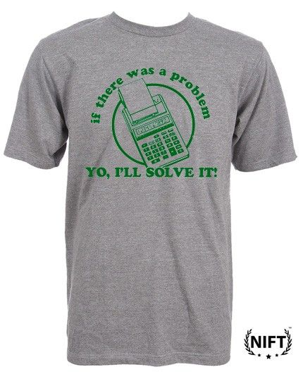 Every math teacher should have one...