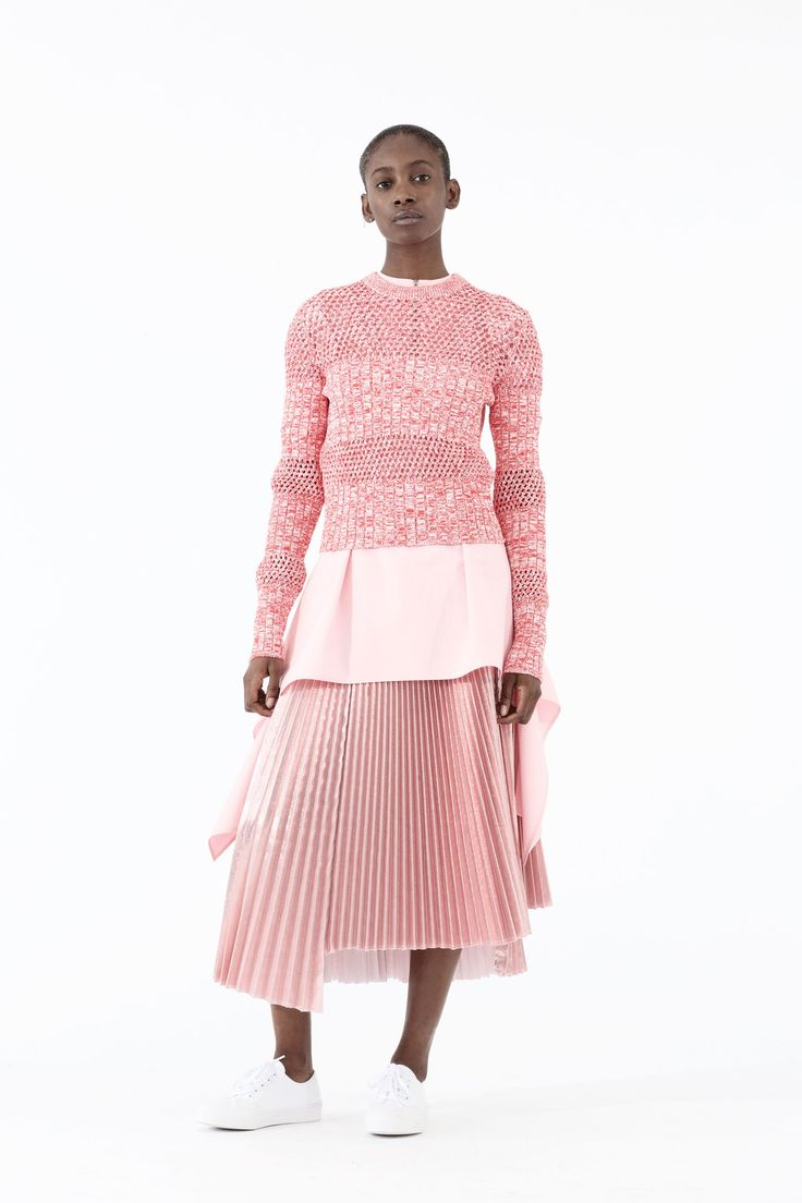 Cédric Charlier Spring 2018 Ready-to-Wear Collection Photos - Vogue