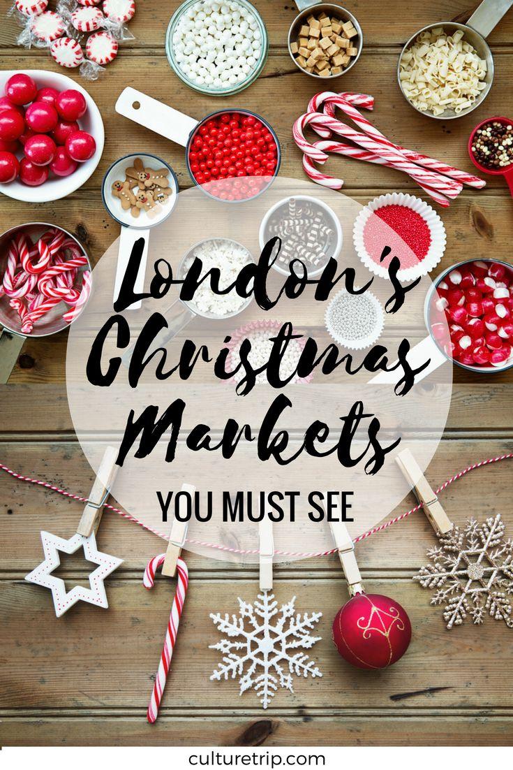 The 25 best London christmas market ideas on Pinterest  London