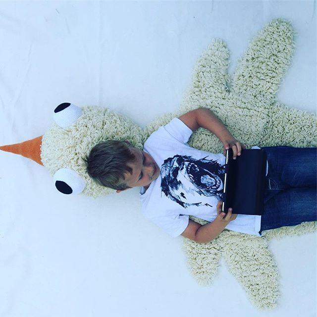 #alpakakylling er min ven #danishdesign #ryakylling #barnedåbsgave