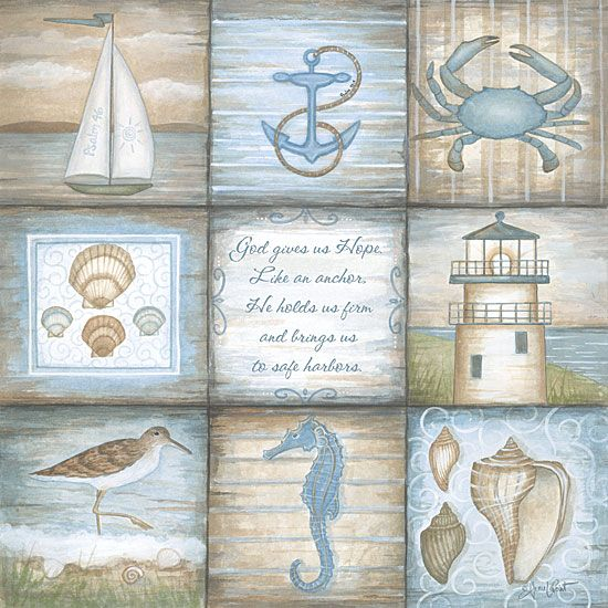 Safe Harbors, Beach Shore (Annie LaPoint)