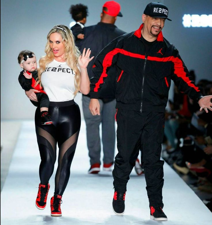 Coco Austin's 14-month-old daughter Chanel makes runway debut at NYFW
