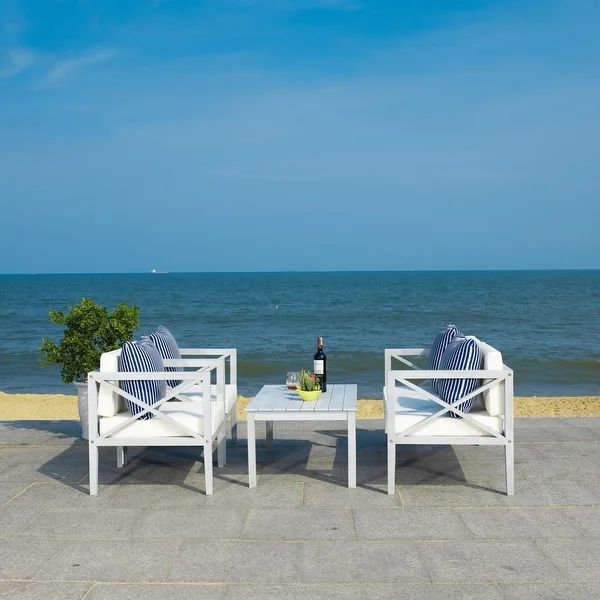 Overstock.com: Online Shopping - Bedding, Furniture ... on Safavieh Outdoor Living Montez 4 Piece Set id=94225